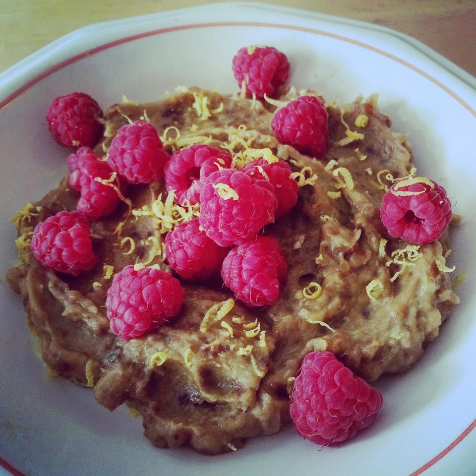 Sweet & sour breakfast van Rens Kroes