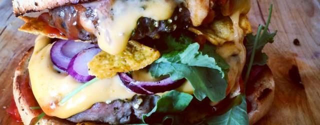 3. jalapeño burger