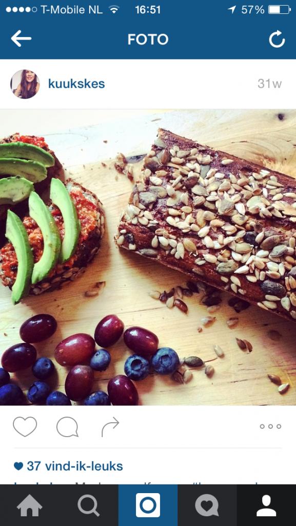 Paleo zaden- en notenbrood
