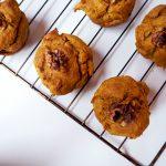 broodjes met pompoenpuree