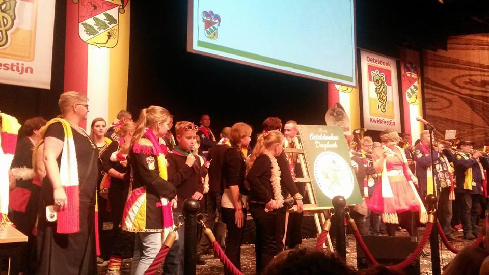 Dè's echt lief Oeteldonks: Kwèkfestijn 2015