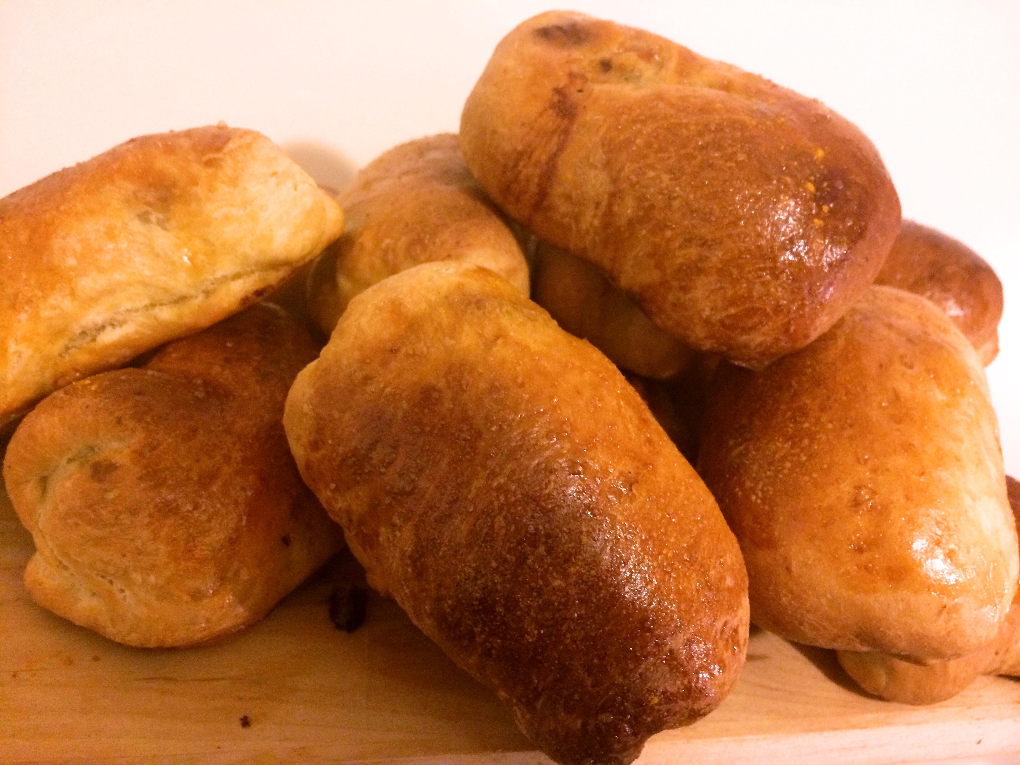 1. brabantse worstenbroodjes