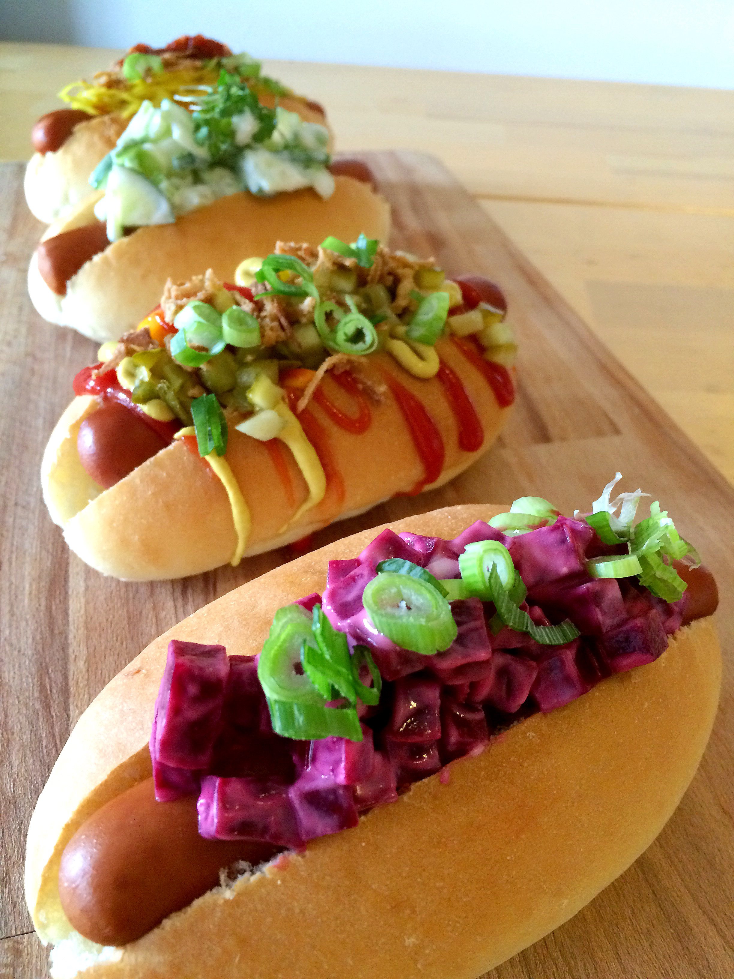 hotdogs kuukskes