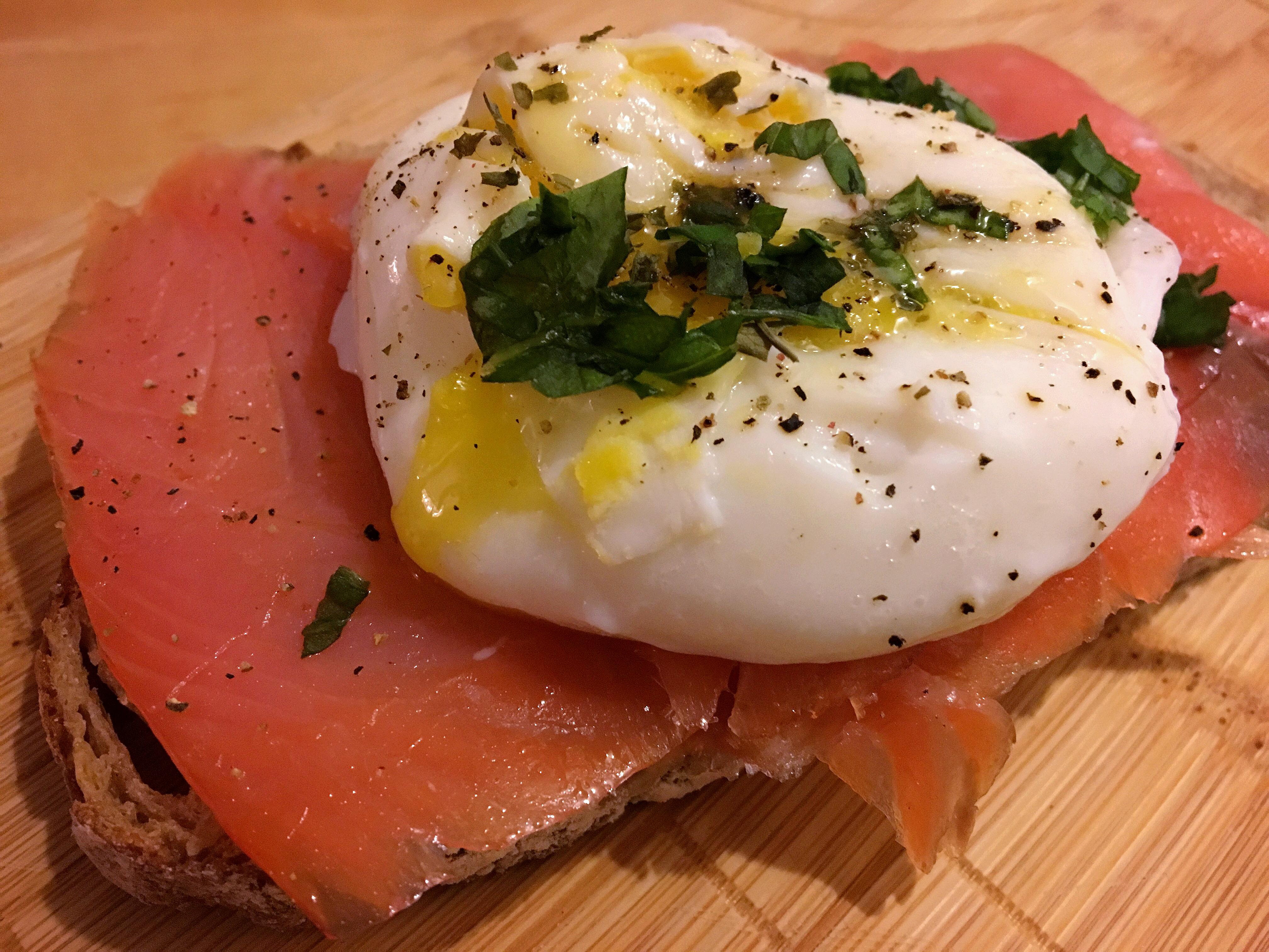 kookcrisis: gepocheerde eieren