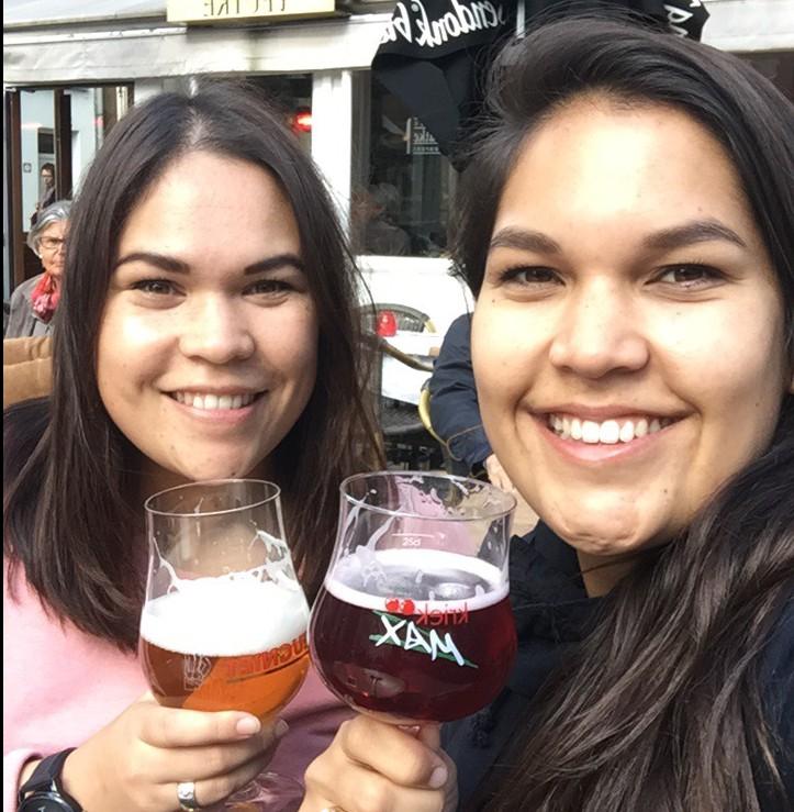 Kuukskes in Antwerpen: Een weekend vol biertjes en chocolade