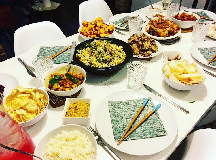 Koken als een echte Indo: Indische rijsttafel