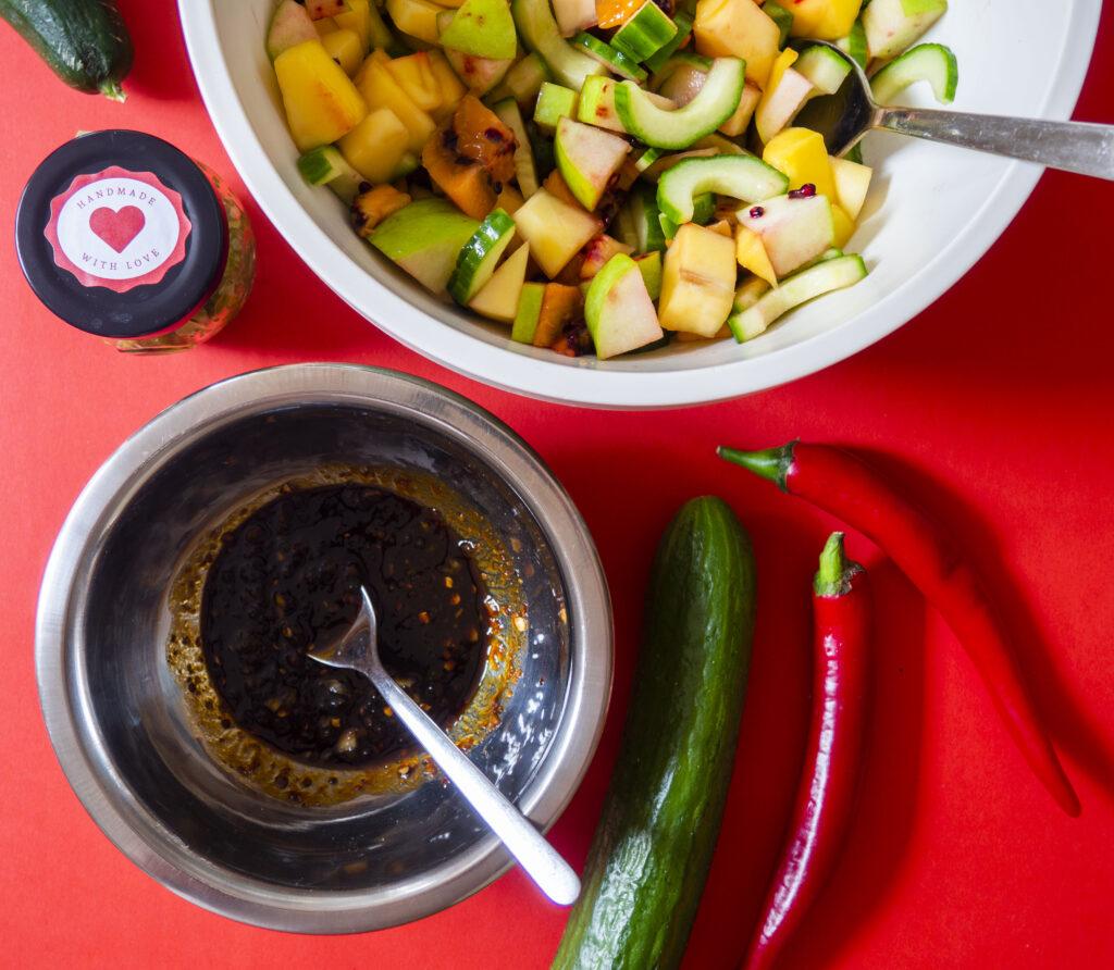 kuukskes en kroepoek: roedjak manis