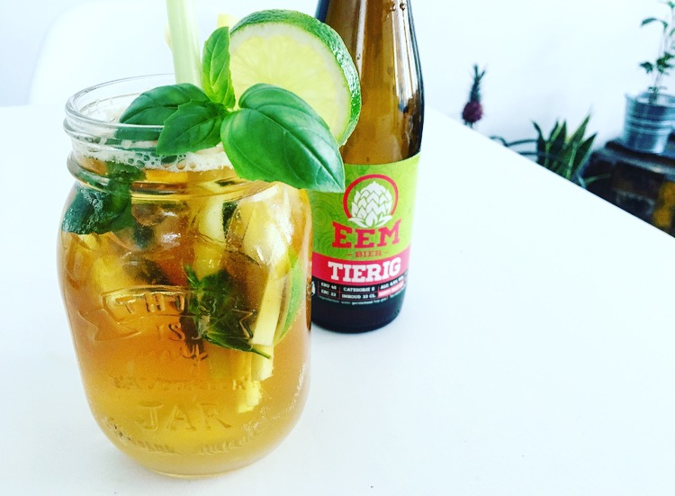 Hello Bier recept: bier- gembercocktail met Xtreem Centennial