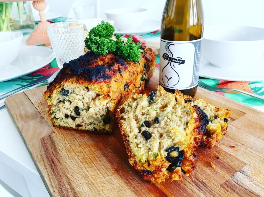 Hello Bier recept: Bierbrood met olijven en Fers Amber