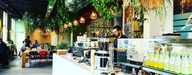 Lekker eten, borrelen of een coffe-to-go bij CoffeeLab Den Bosch