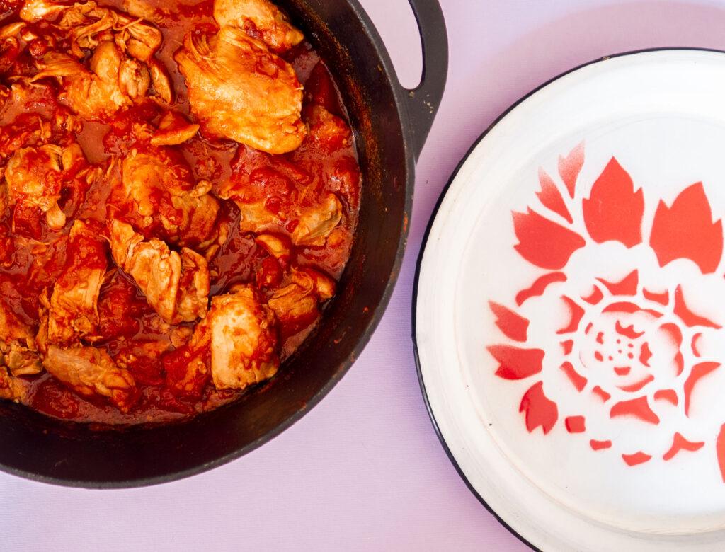 kip boemboe roedjak zoals alleen oma dat kan