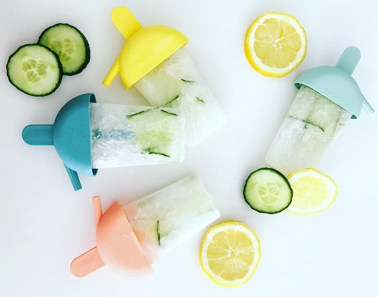 Zomerfavoriet: gin-tonic ijs