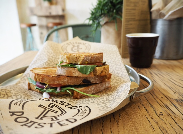 Nieuwe hotspot voor tosti-liefhebbers: Toasted & Roasted