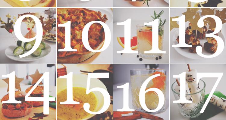 Kuukskes' adventskalender 2017 – FEEST