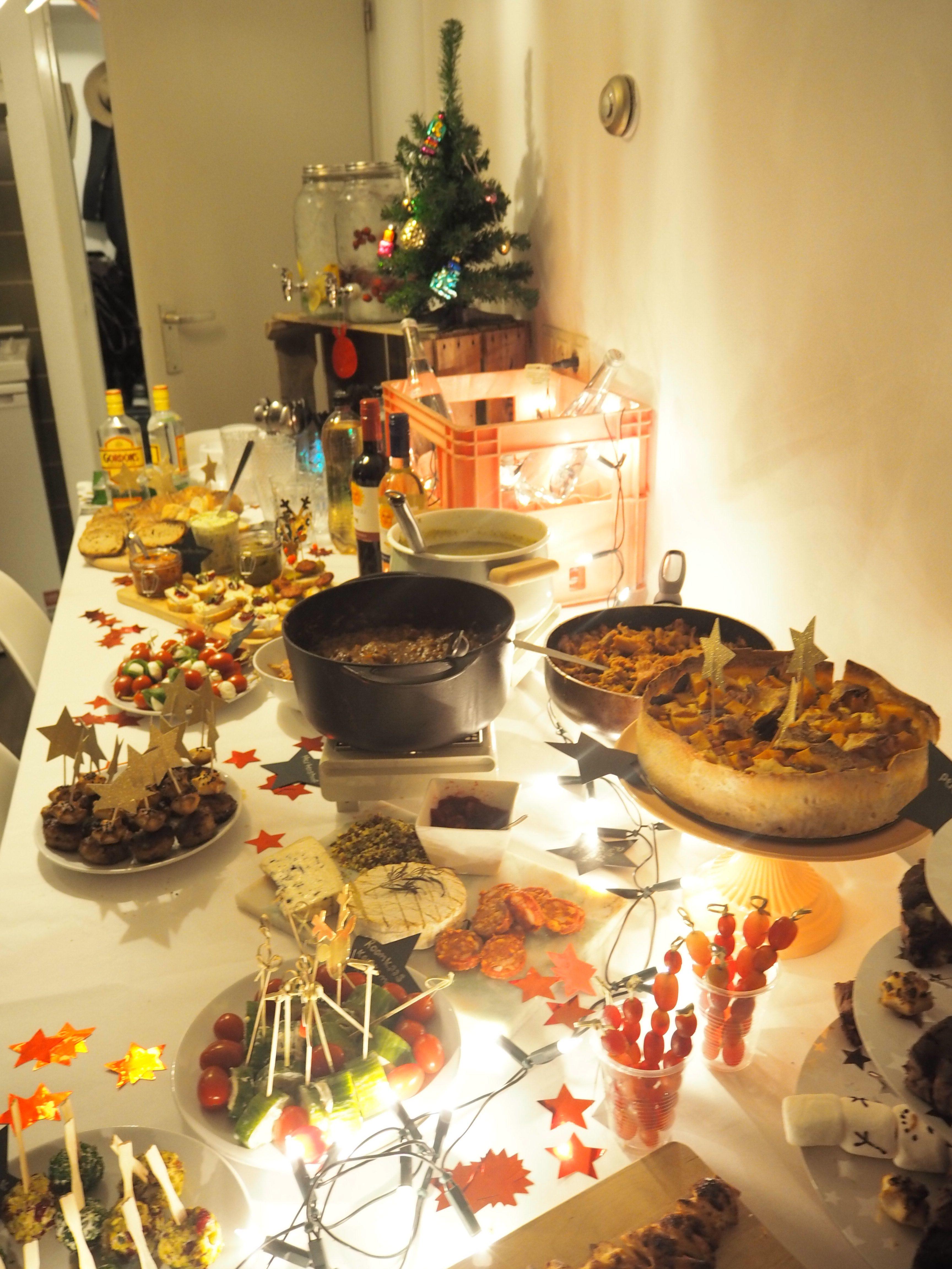 kuukskes kerstdiner
