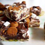 delicata challenge chocolade fudge