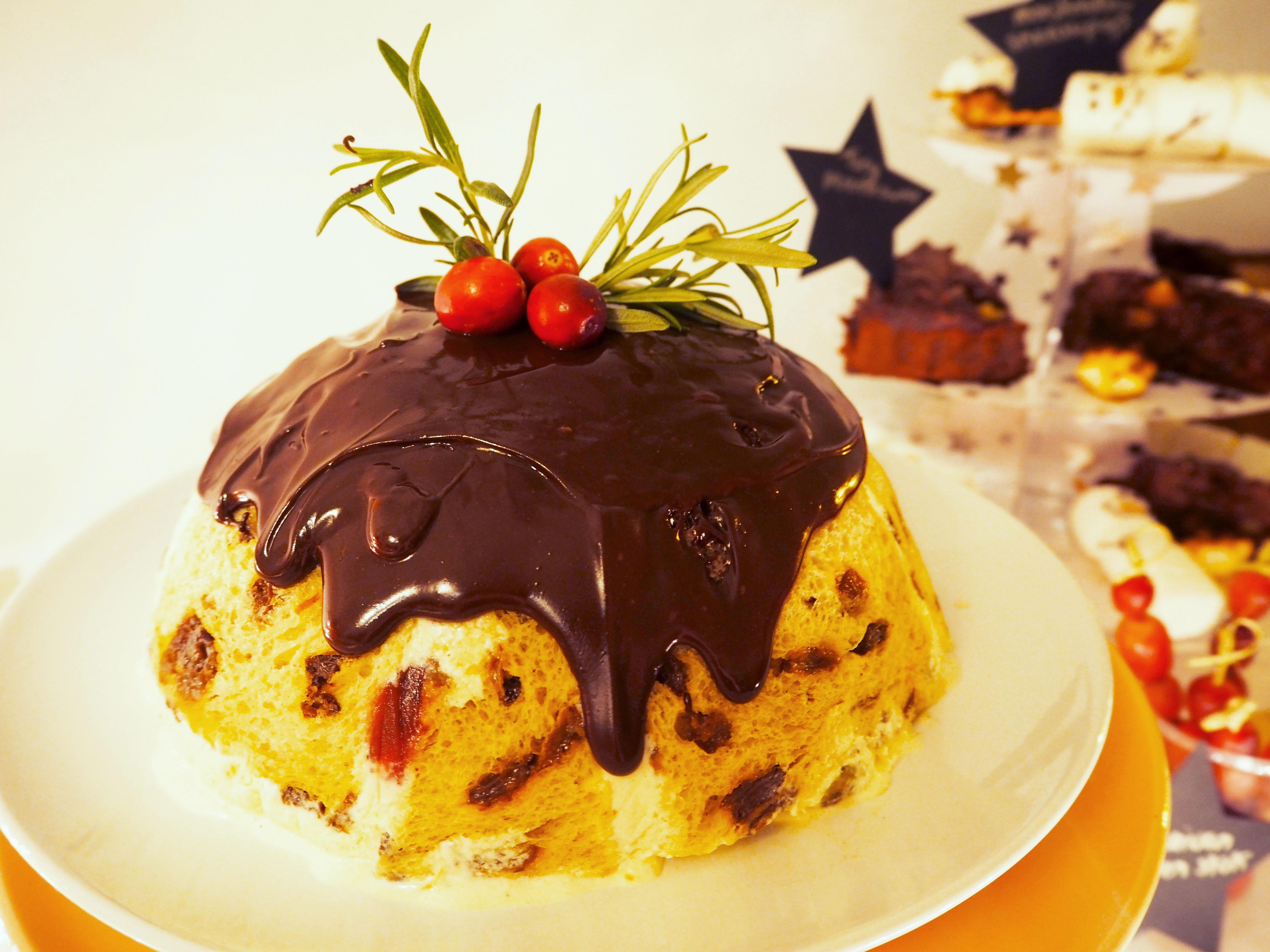 chocolade ijs-bombe jamie oliver