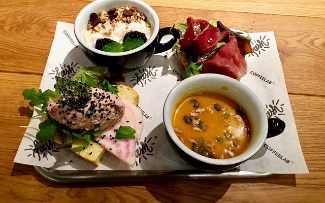 WIN: Lunchen bij Coffeelab voor 2 personen (afgelopen)
