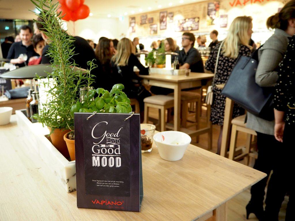 WIN: Diner voor twee bij Vapiano Utrecht Hoog Catharijne (afgelopen)