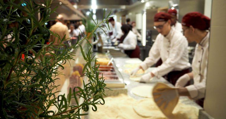 HTSPT: Vapiano opent haar tiende restaurant in Utrecht