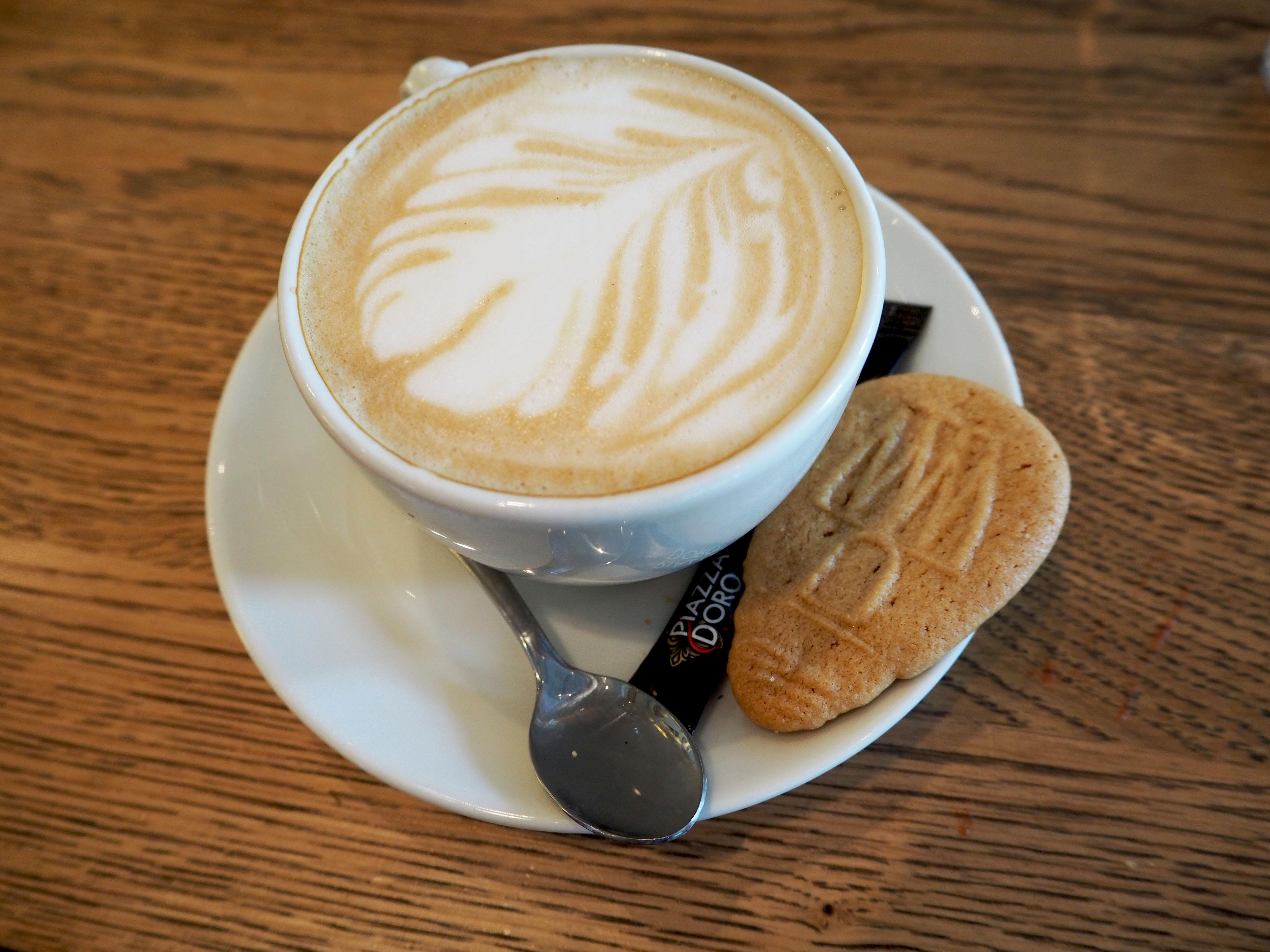 usine koffie met kuukske