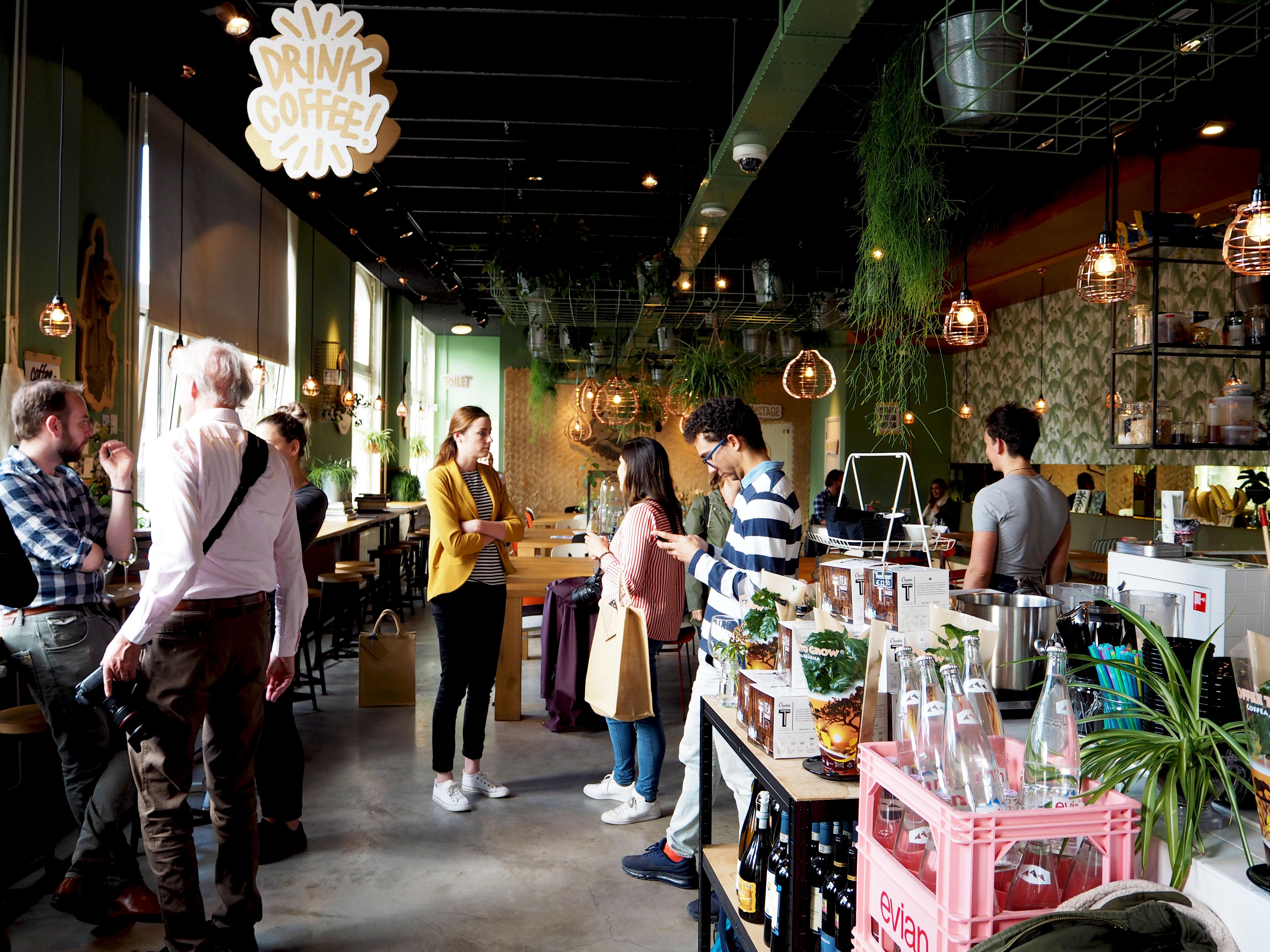 coffeelab koffiecaartje