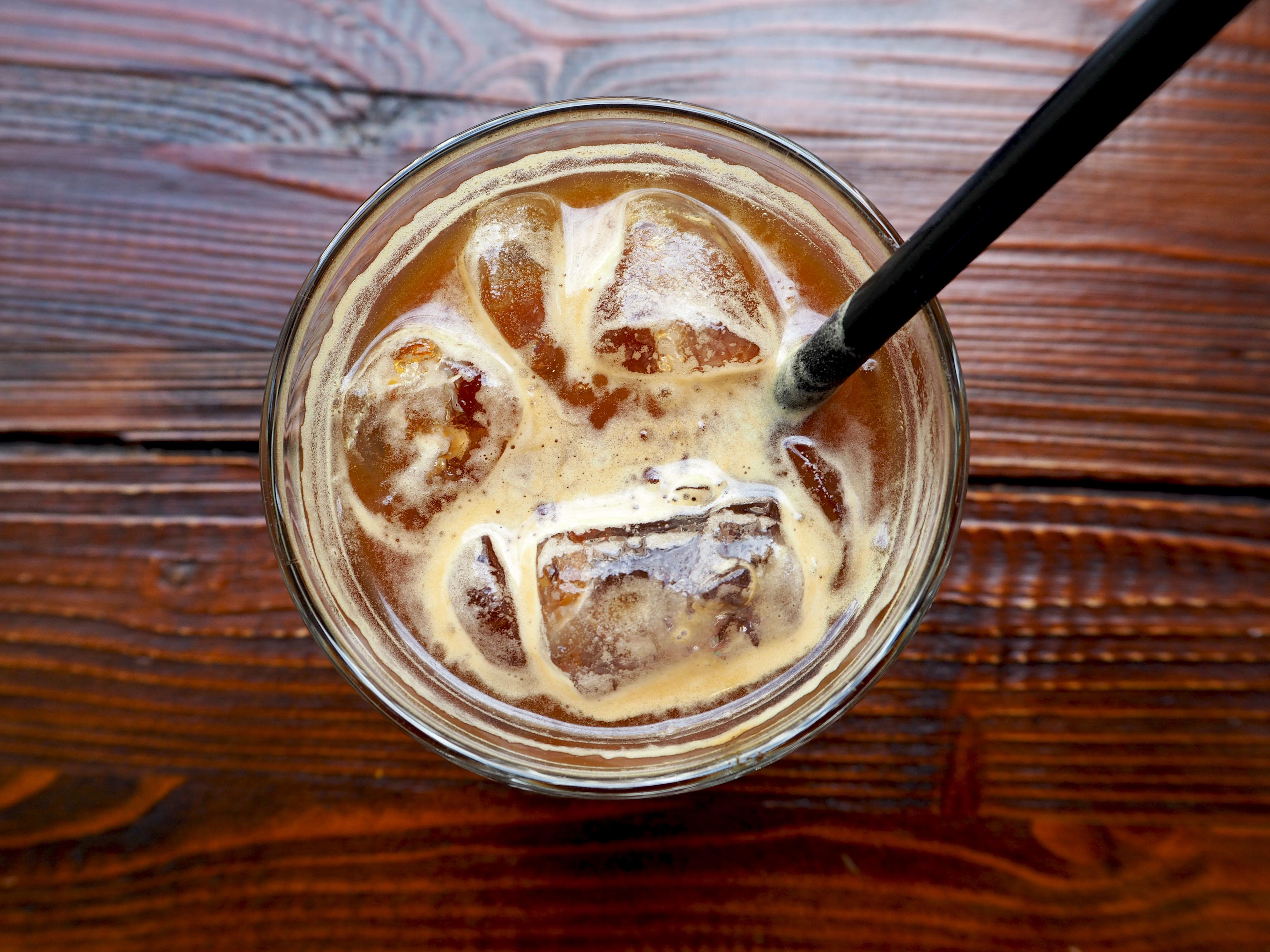 espresso tonic bij drab denbosch