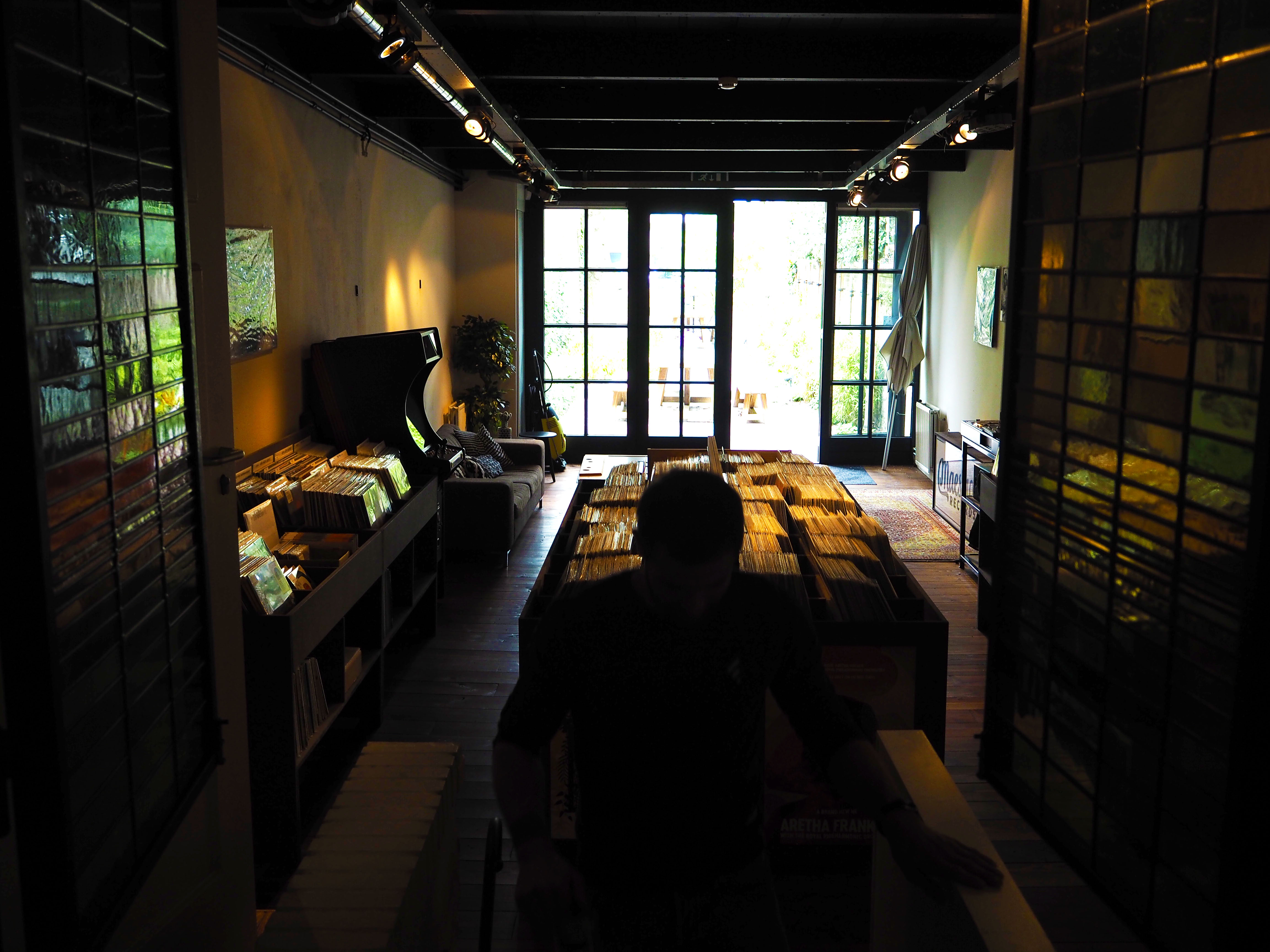 maestro's recordcafé