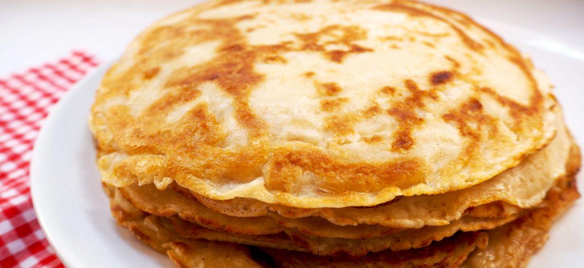 Kuukskes basisrecept voor pannenkoeken