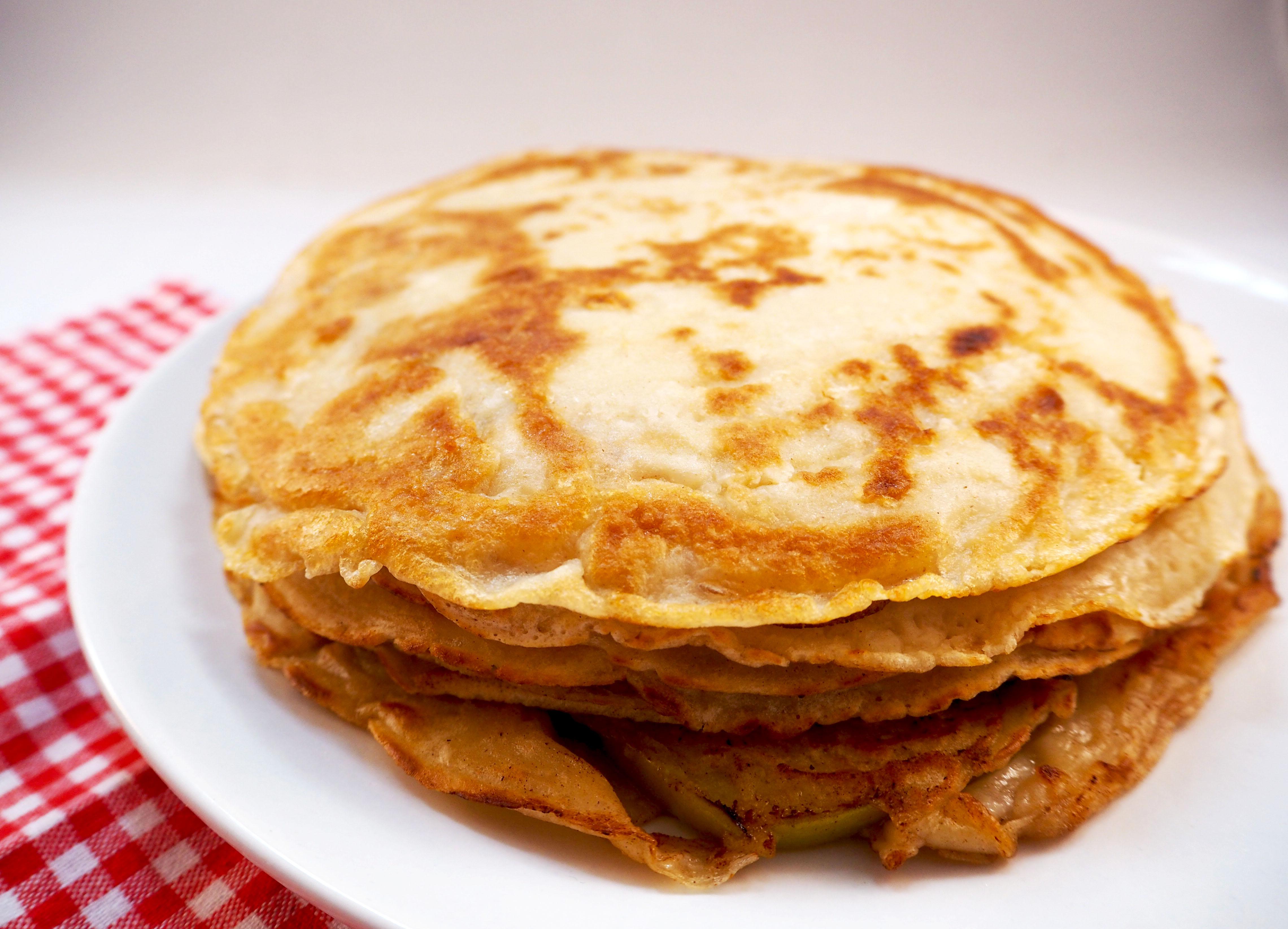 kuukskes recept voor pannenkoeken
