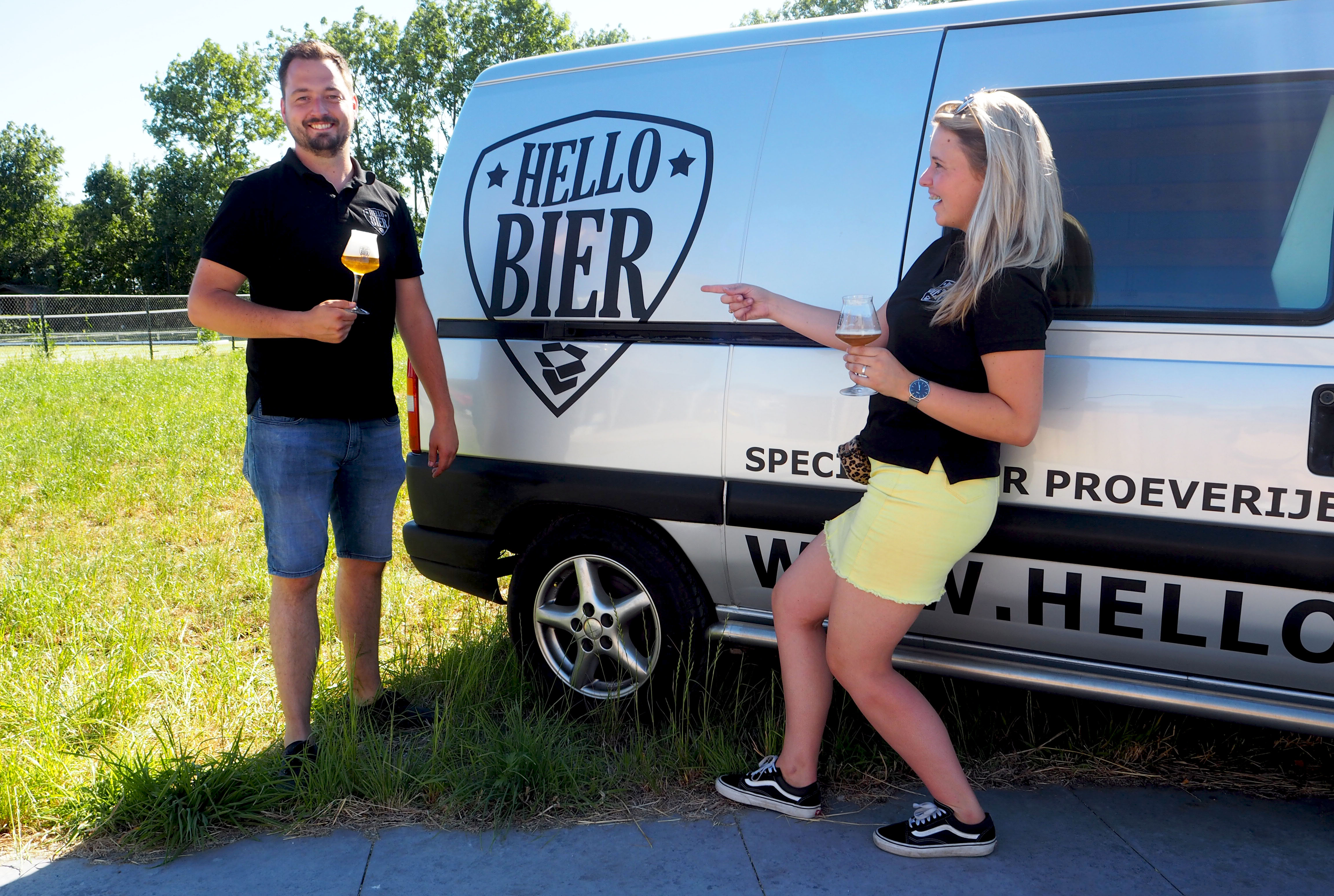 Hellobier nl uitgebreid en vernieuwd