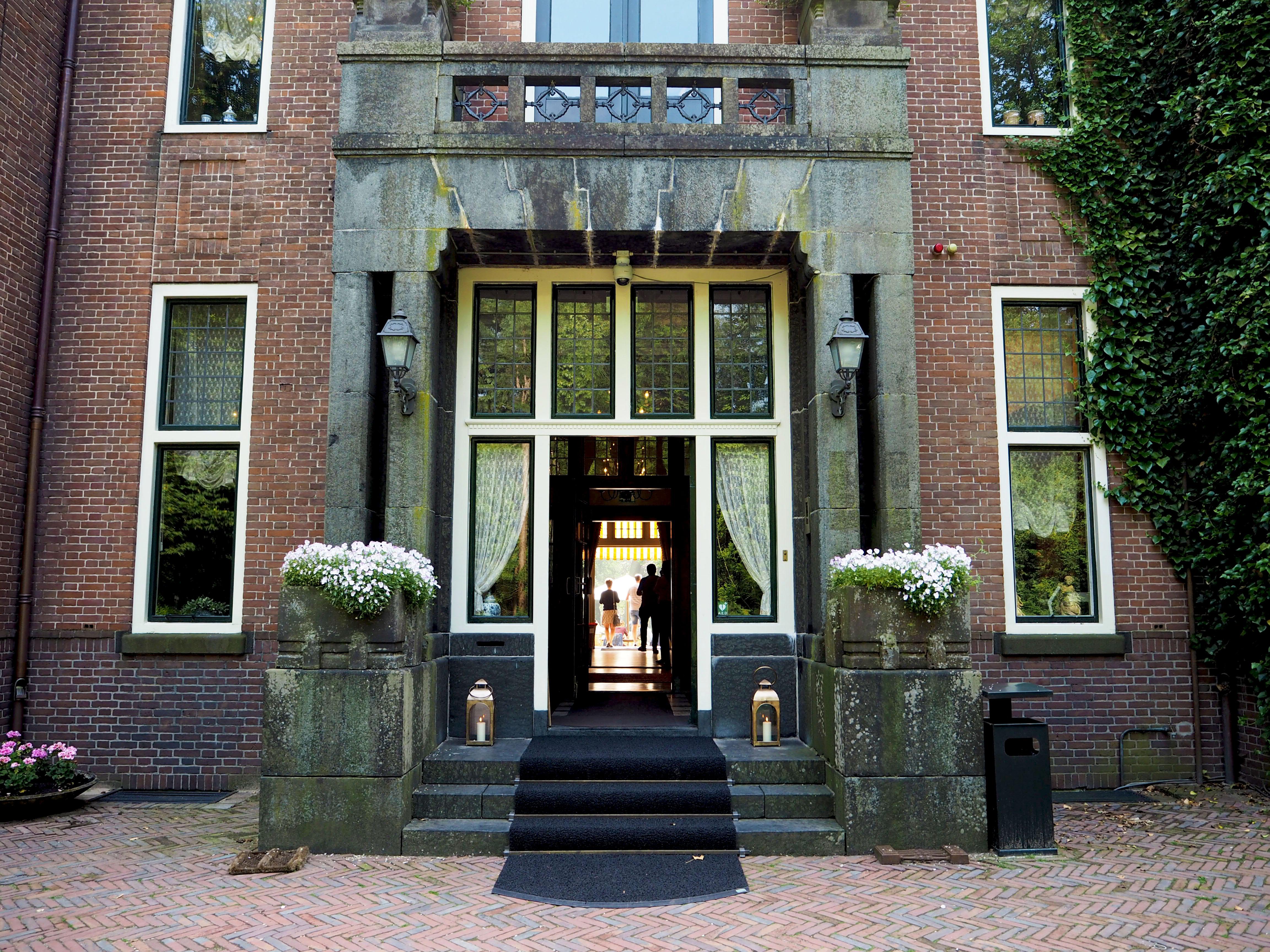 landhuis Huize Bergen Vught
