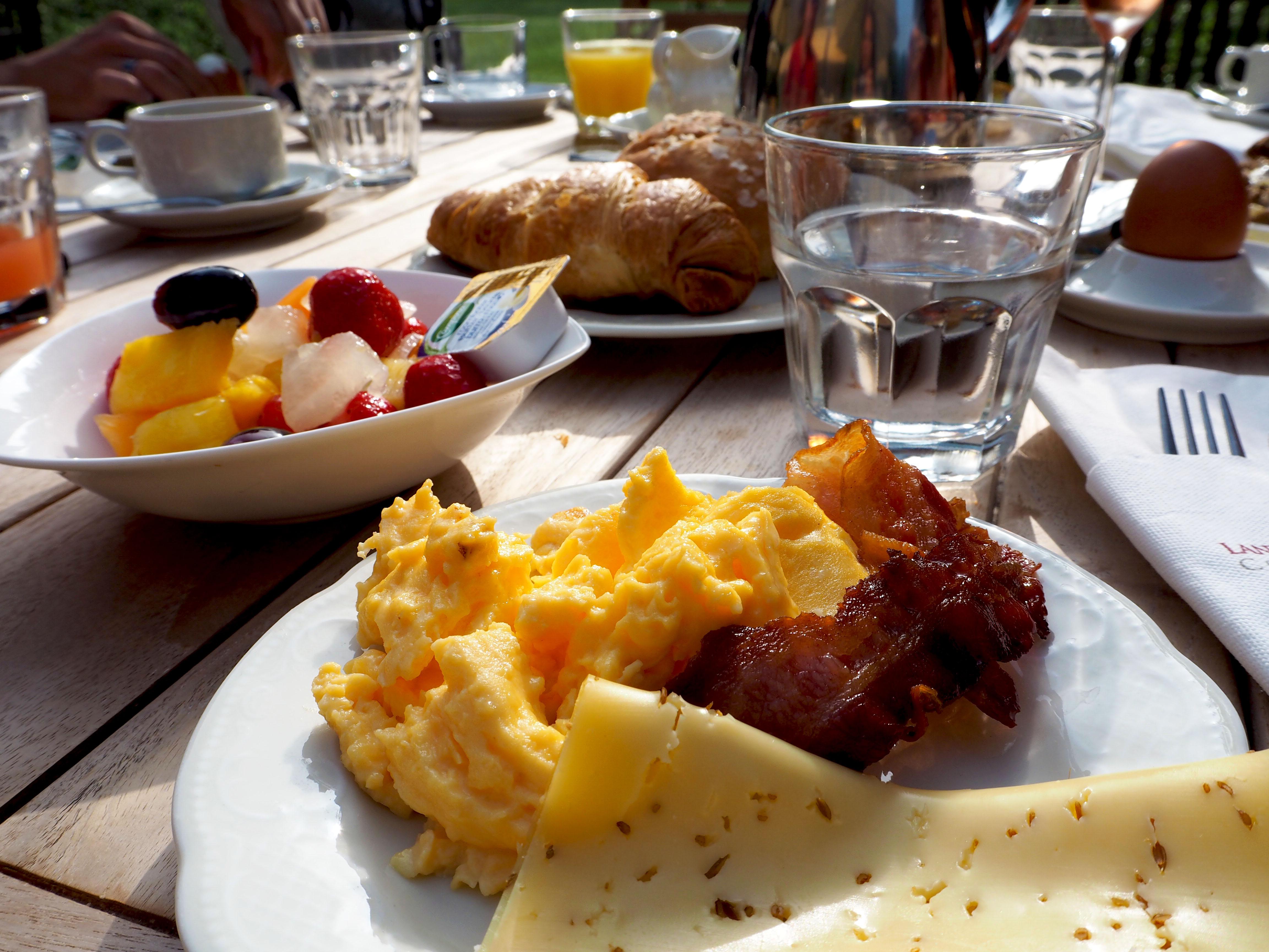 ontbijt buffet landgoed huize bergen vught