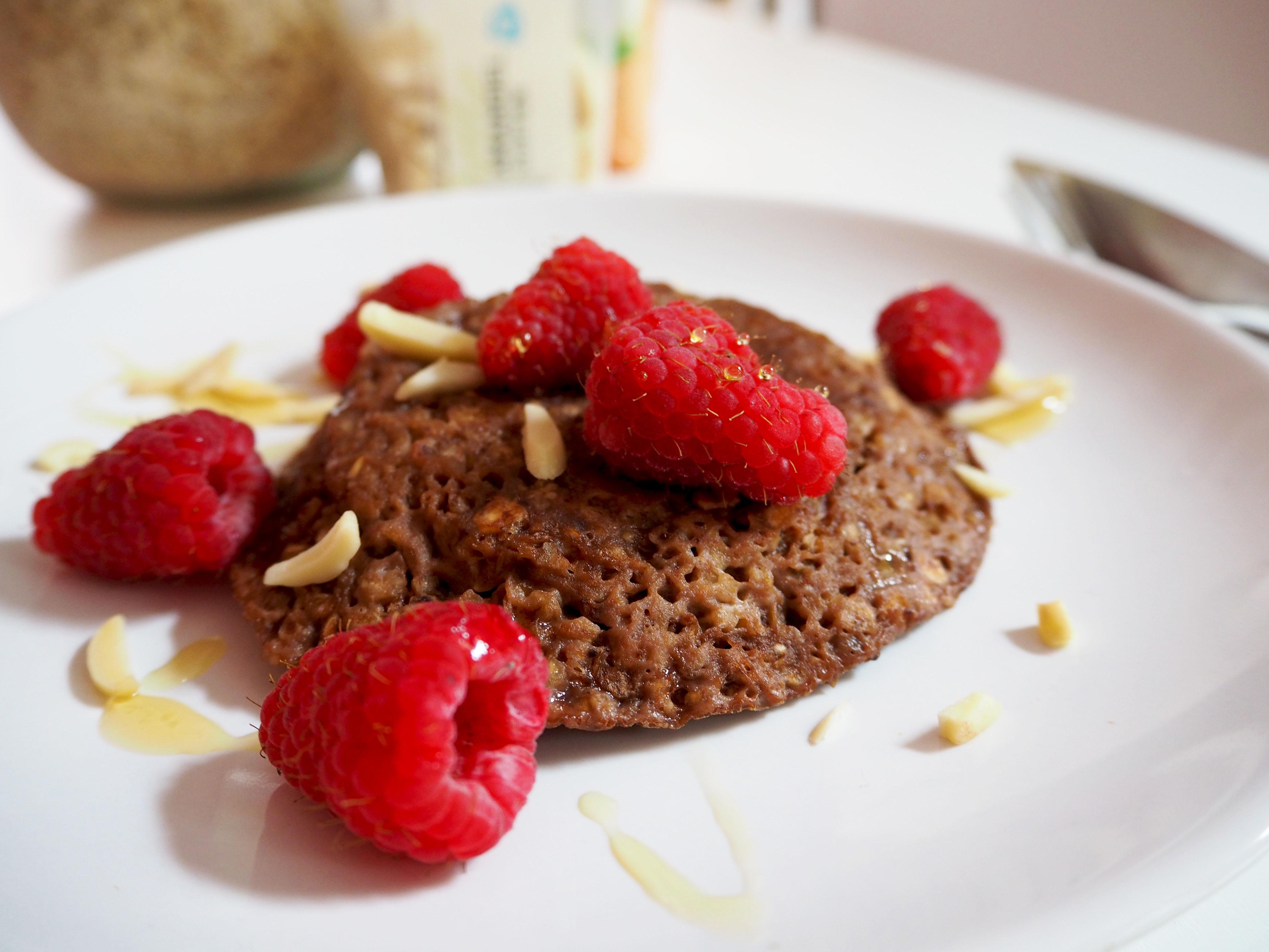 healthy chocolade mugcake