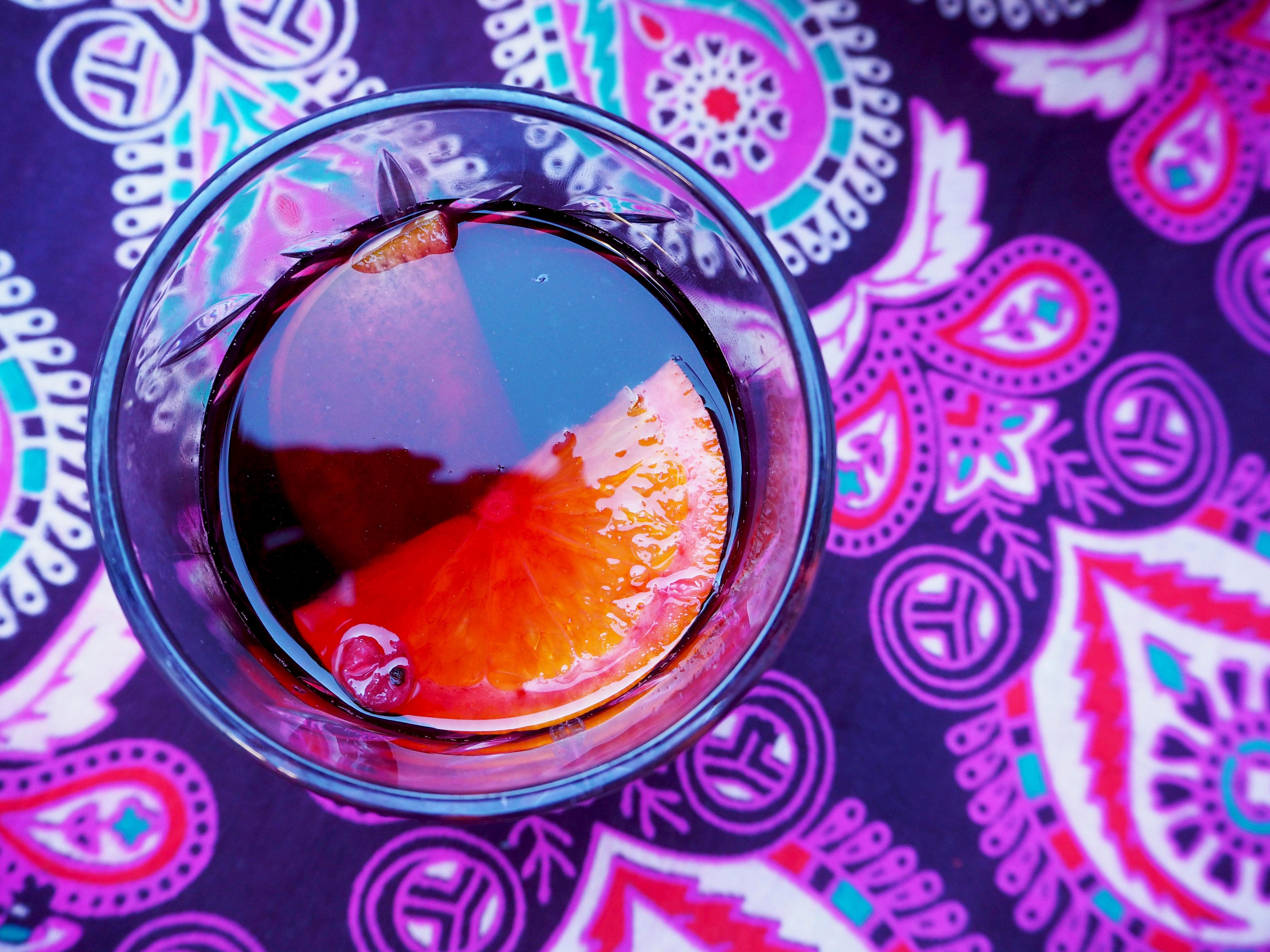 zomerdrank: zelf sangria maken