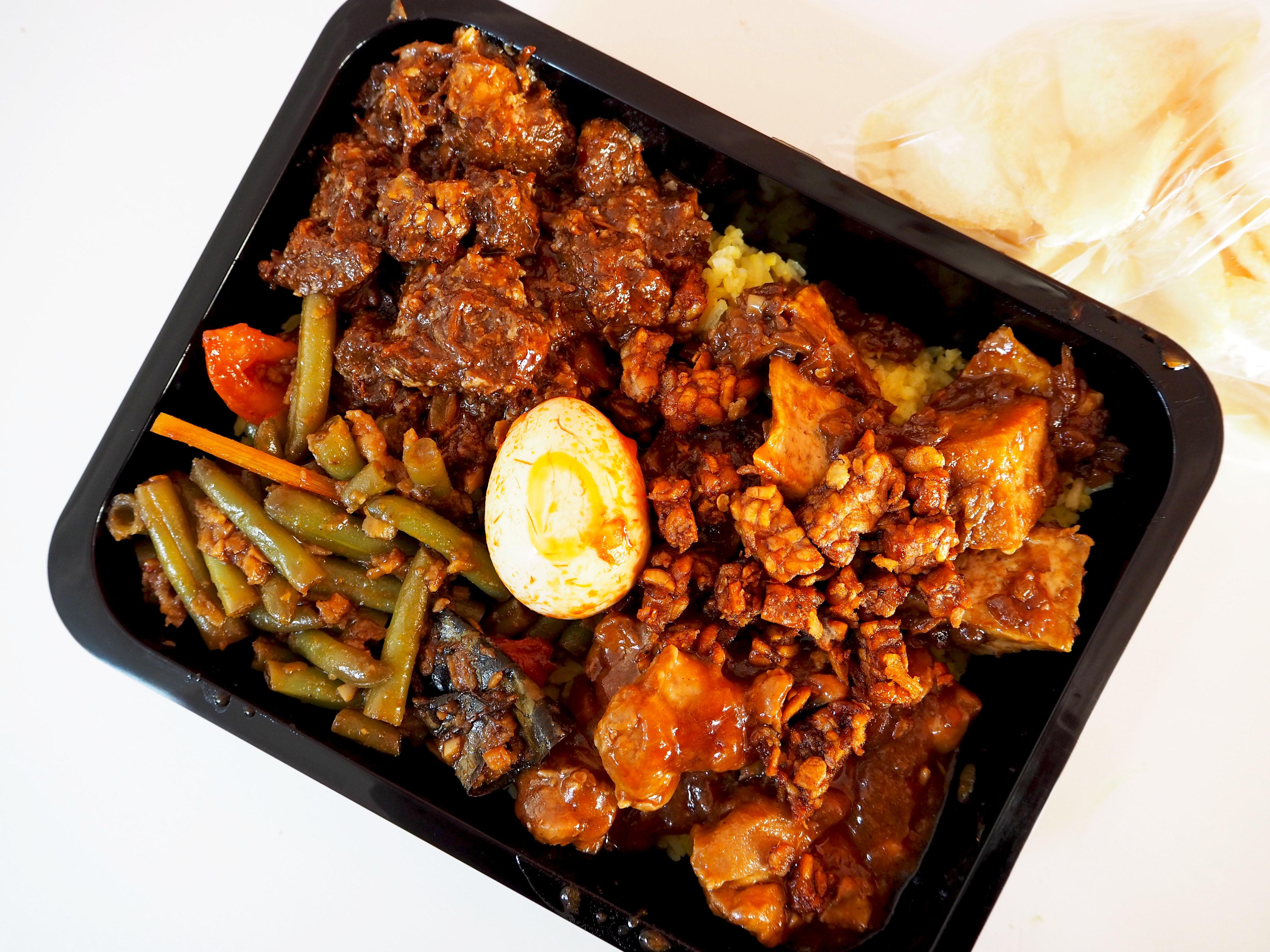 toko naga indische maaltijd