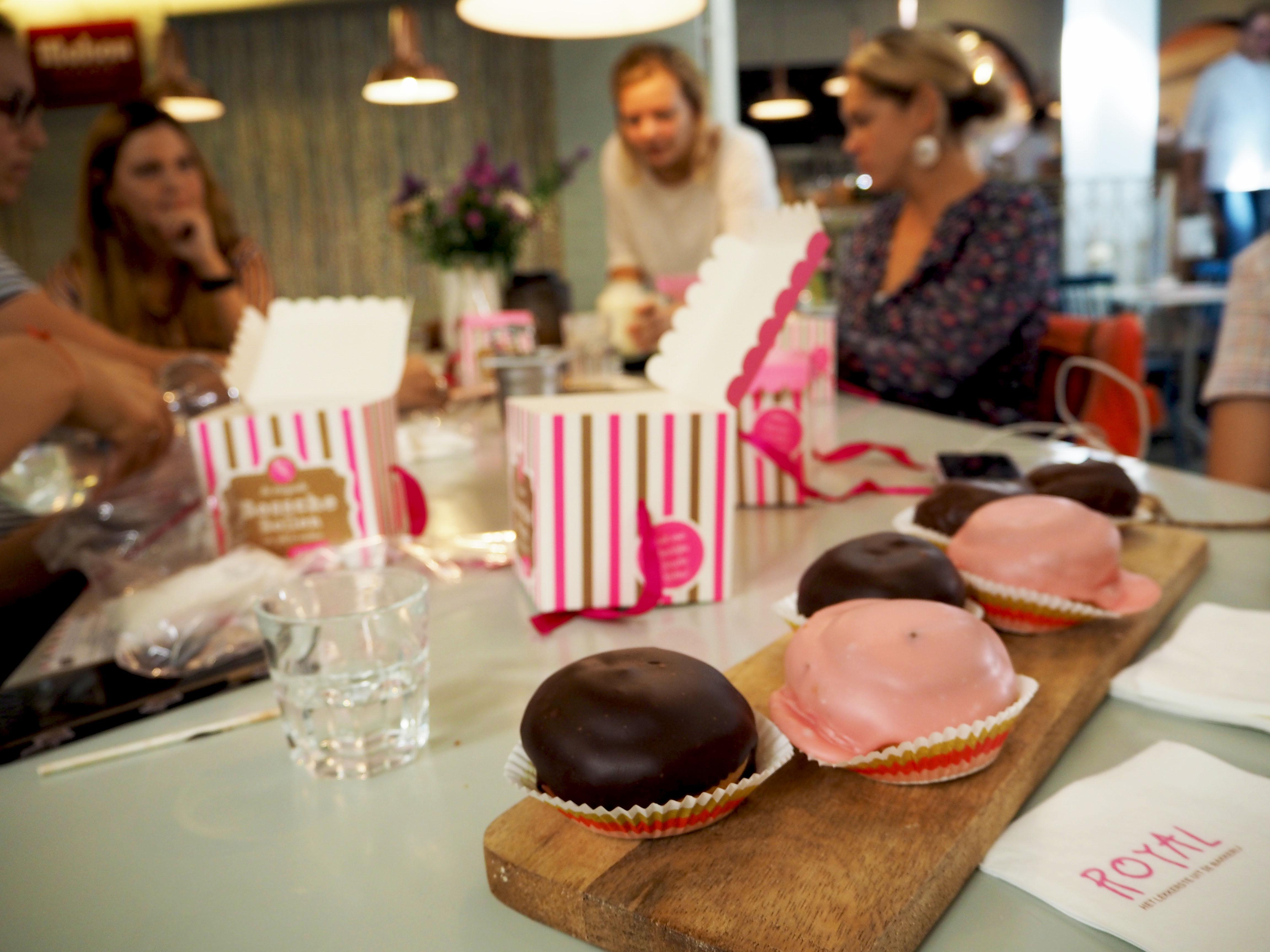 bakkerij royal chocoladebollen workshop