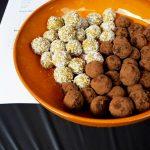 gezonde snickers bliss balls vegan