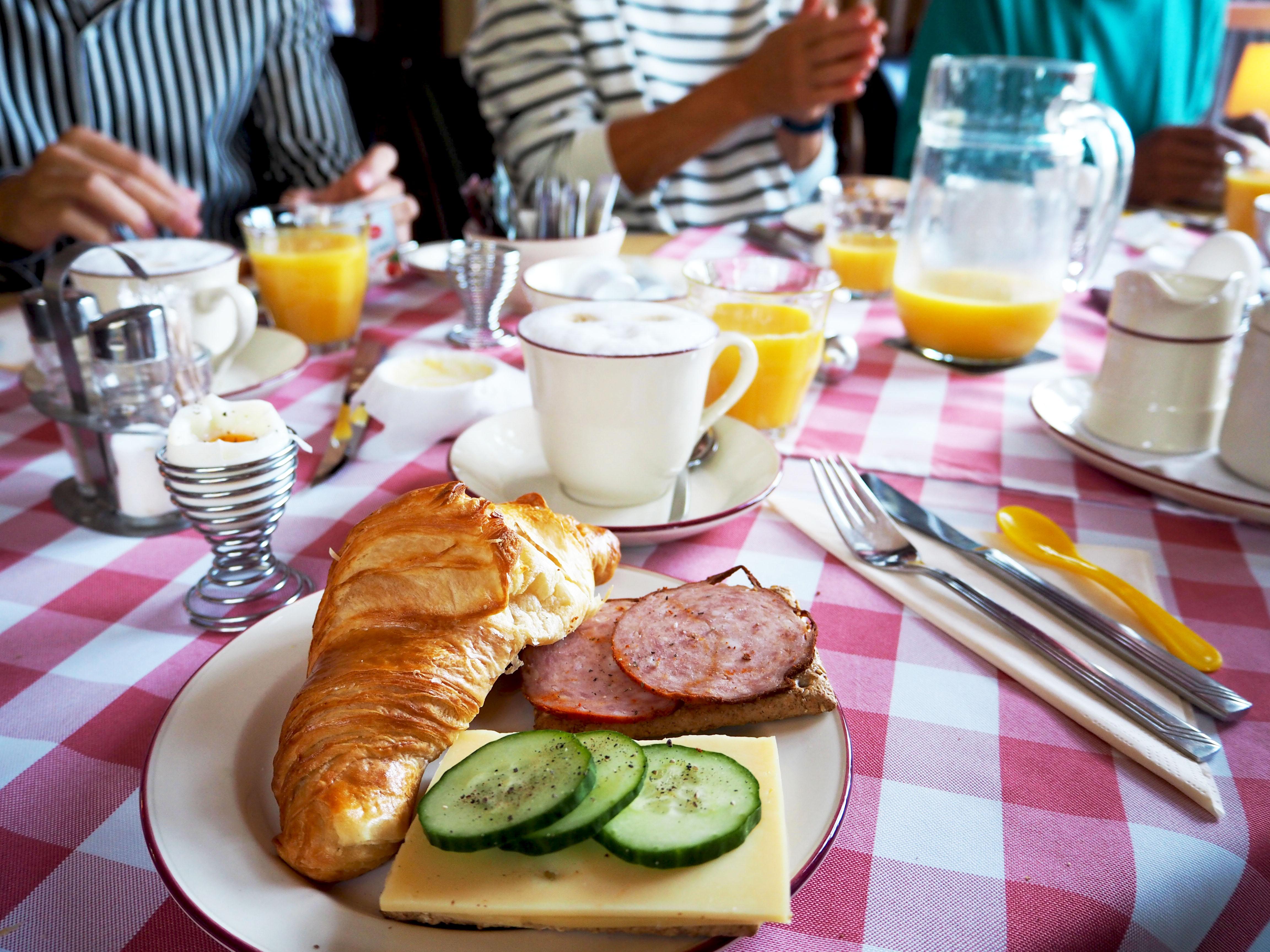 herberg schoapendrift ontbijt