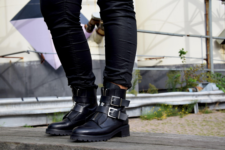 manfield biker boots kuukskes