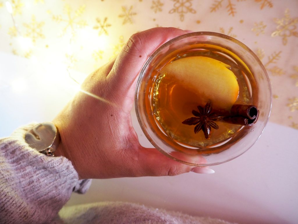 Warme (alcoholvrije) appelcider | winterdrank