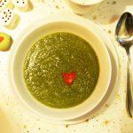 grinch recepten courgette broccoli soep
