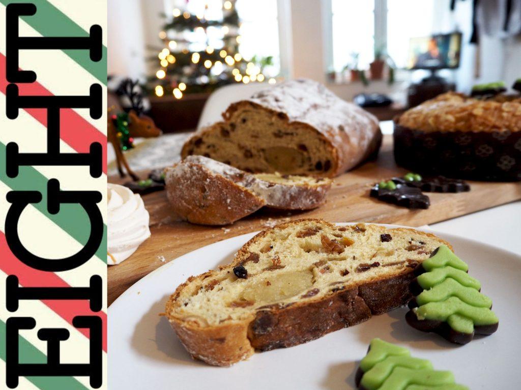WIN MET MENEER DE BAKKER: 2x een huisgemaakte kerststol (afgelopen)