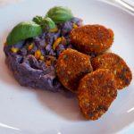 stamppot truffelaardappels en BOON nuggets