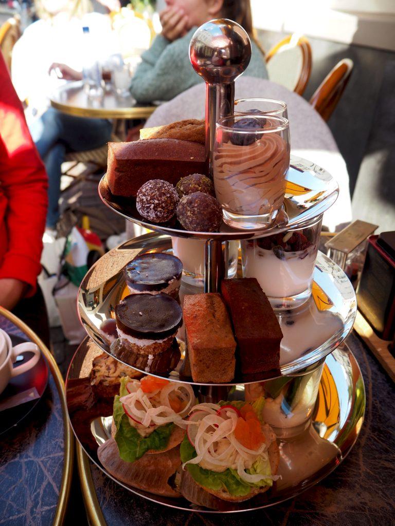 WIN MET CÔTE BAR BISTRO: Een verantwoorde High Tea voor 2 personen