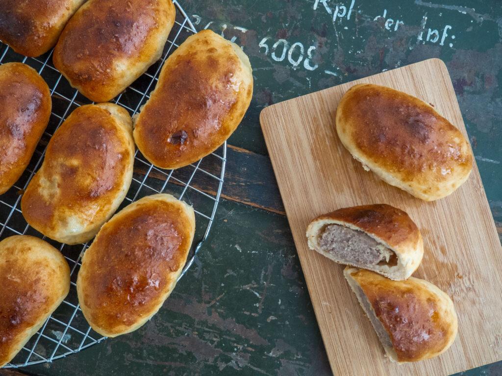 Een recept om zelf Brabantse Worstenbroodjes te maken
