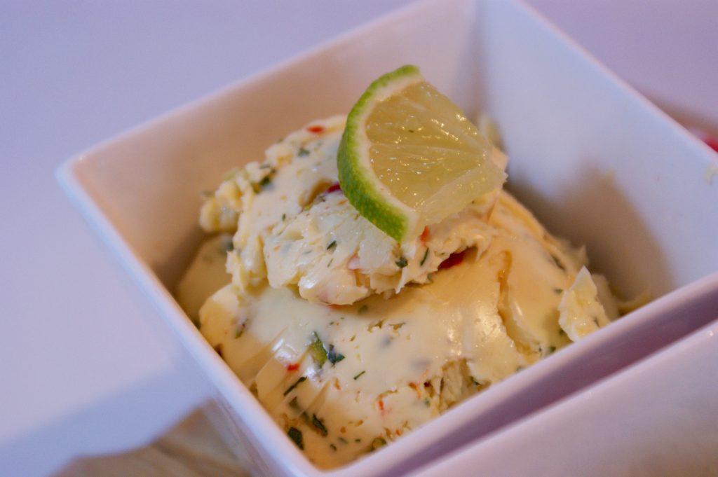 spicy limoen boter