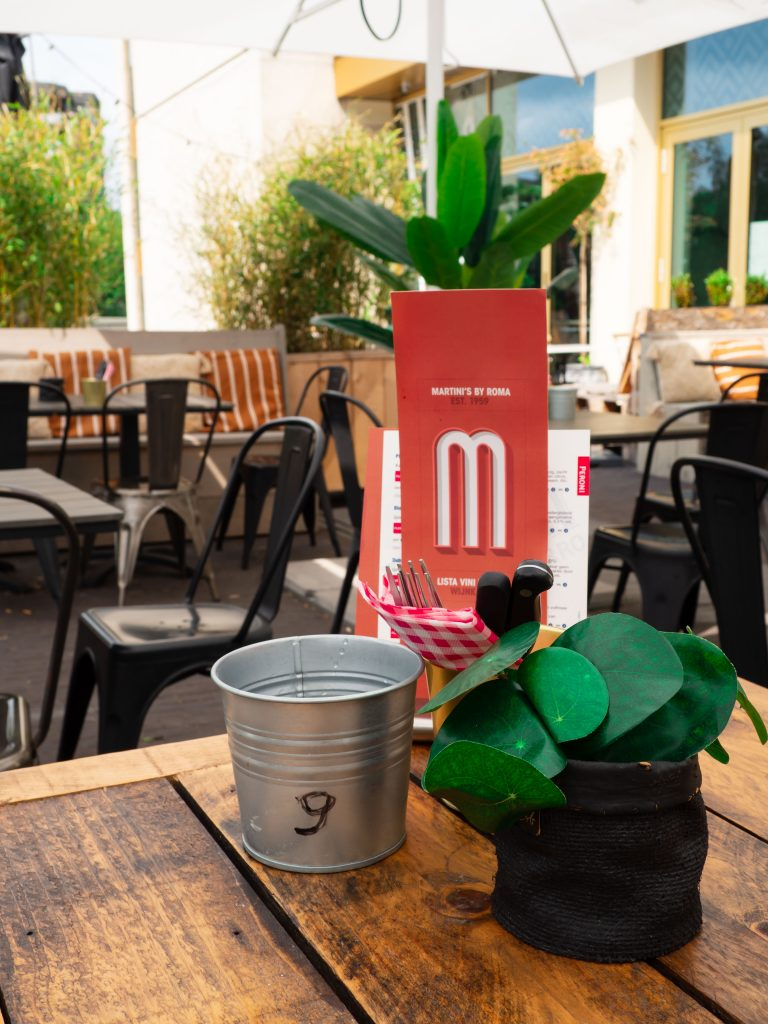 martini's by roma eindhoven terras