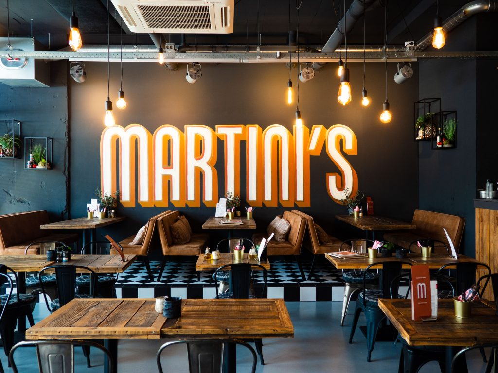 martini's by roma eindhoven voorgevel