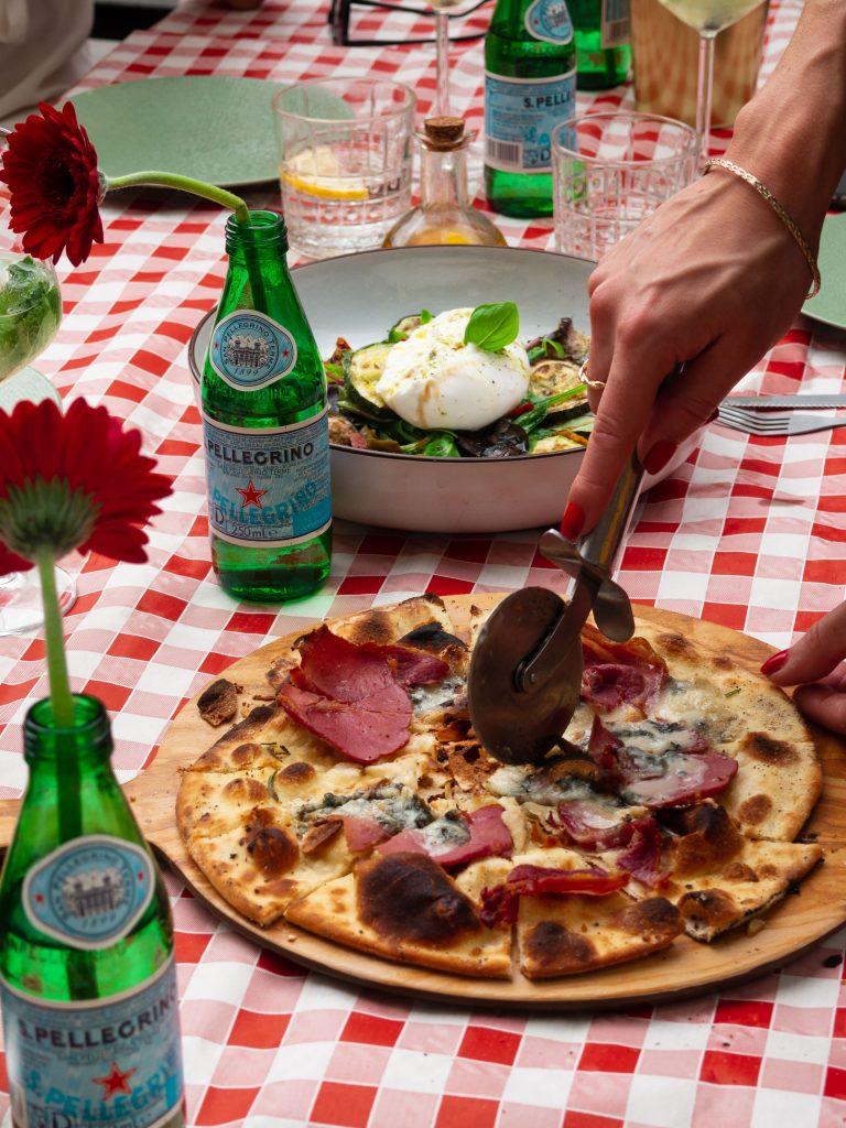 Heerlijk Italiaans eten bij Martini's by Roma Eindhoven